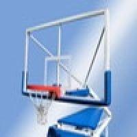Стойки баскетбольные со щитом  1050 х 1800 мм
